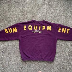 Vintage B.U.M. Equipment Sweatshirt